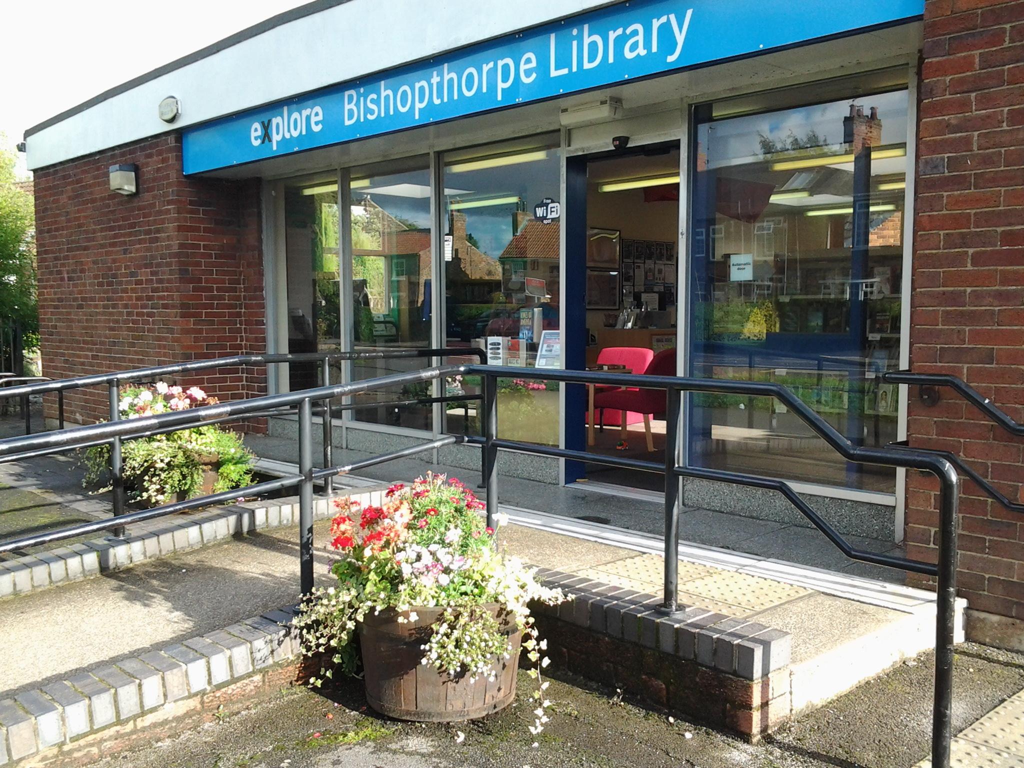 Bishopthorpe Library