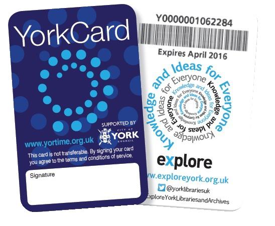 yorkcard-sample