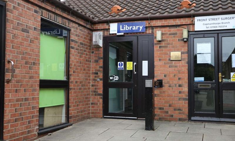 copmanthorpe-library