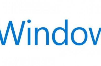 Winodws 10 logo