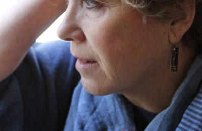The author Sarah Maine