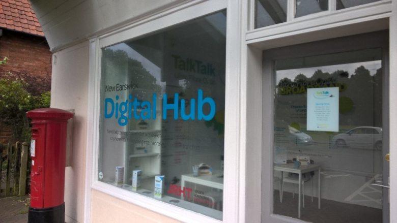 New Earswick Digital Hub