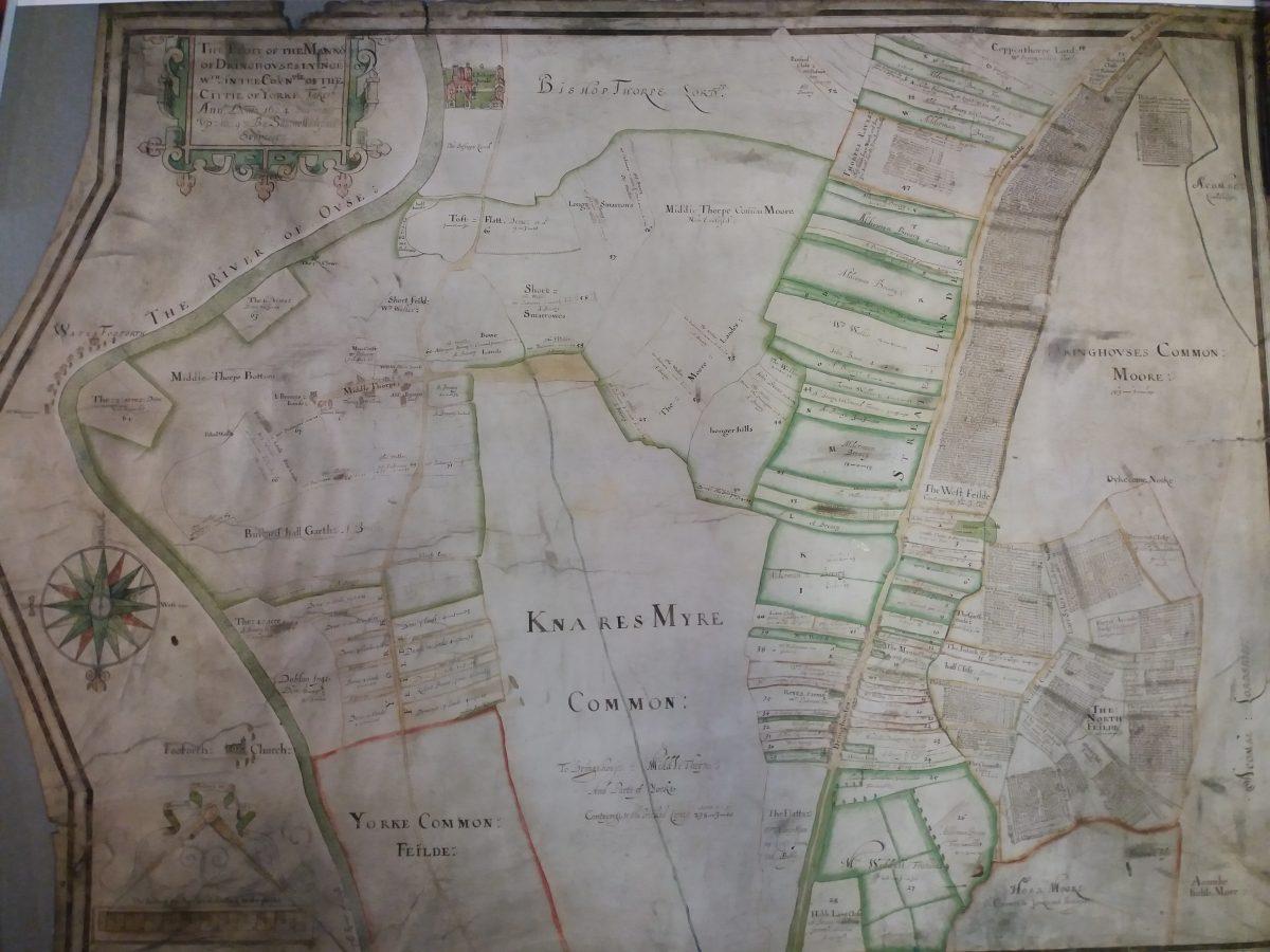 Samuel Parson's map