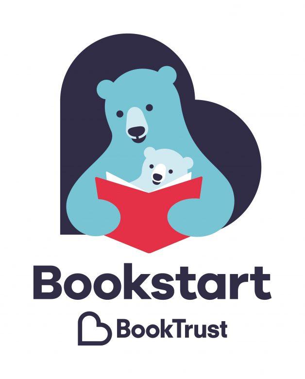 Bookstart bear logo